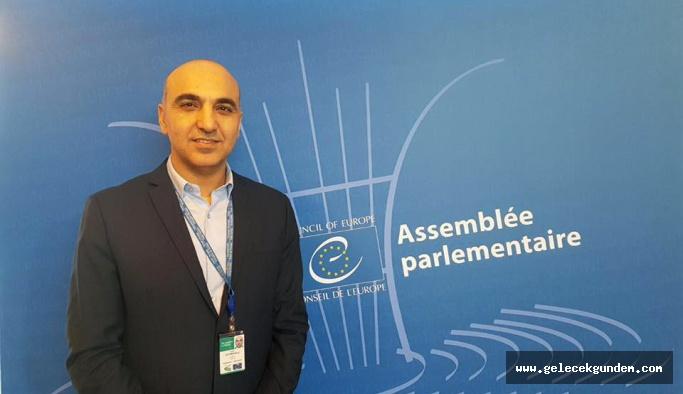 Bakırköy Belediye Başkanı  Dr. Kerimoğlu  Avrupa Konseyi'ne Çocuk Masası'nı anlattı