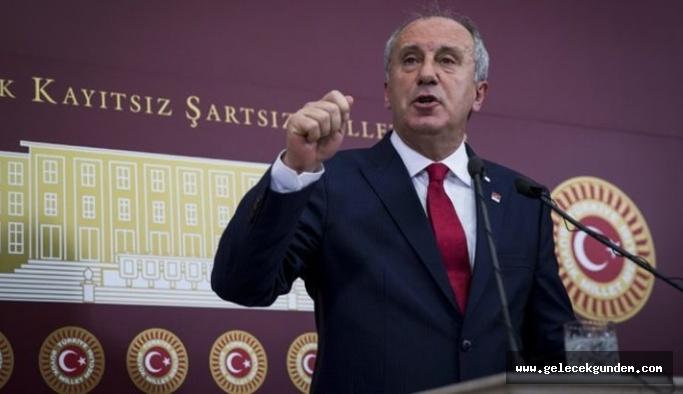 Muharrem İnce'den 2019 bombası: CHP Genel Başkanı seçilirsem...