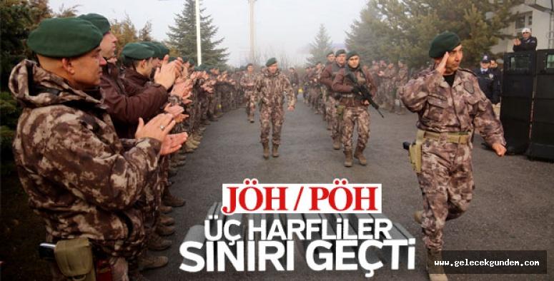 Türk Özel Harekat timleri Afrin'e girdi, Allah Yardımcıları olsun
