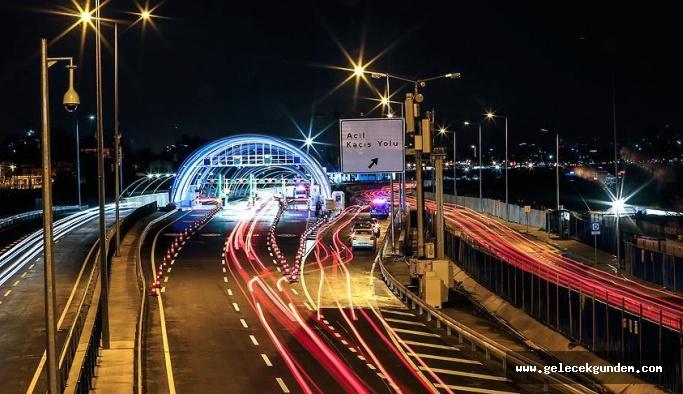 'Avrasya Tüneli'nde araç geçiş garantisini yıl sonunda yakalarız'