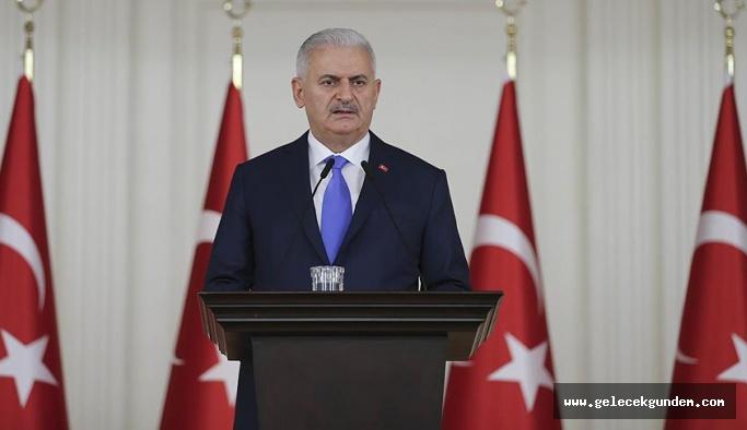 Başbakan Yıldırım: İslam'ın doğru anlatılmasında Diyanet'in büyük görevi var