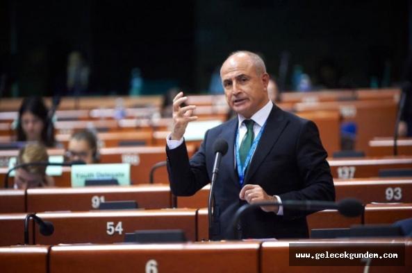 """Başkan Akgün: """"İnsan Hakları Ödülü Kilis'e Verilmeliydi"""""""