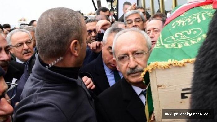 CHP PM üyesi Yavuz Karan'a son görev