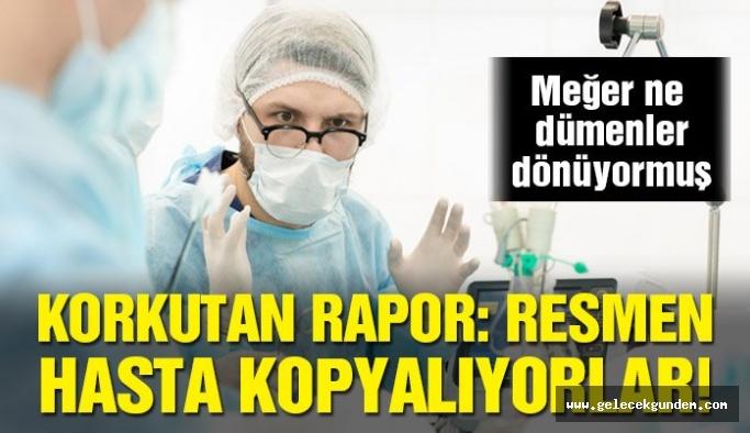 Sağlık sisteminde skandal tespitler