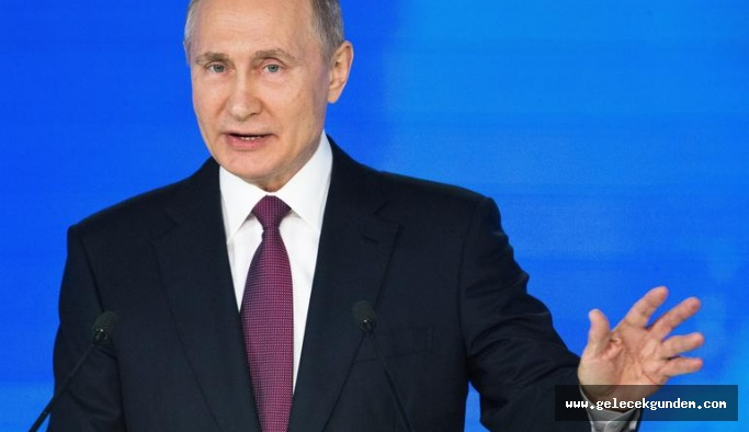 Son dakika! Putin'den canlı yayında nükleer tehdit!