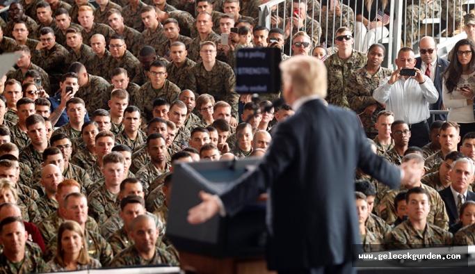 Trump'tan 'Uzay Kuvvetleri' vaadi