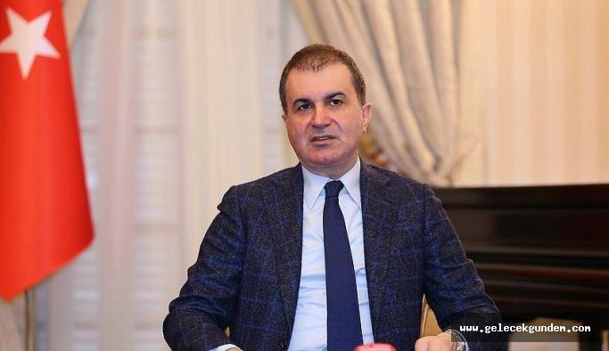 AB Bakanı Çelik: Müttefikleri YPG'lilere eğitim verirken görmek istemiyoruz
