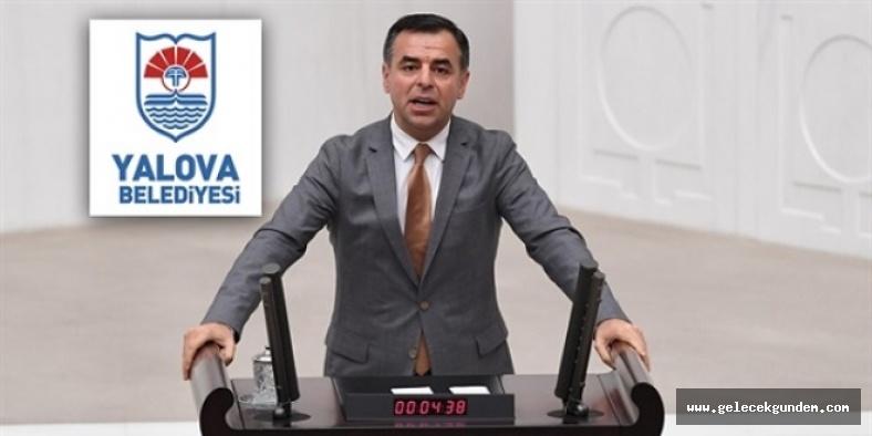 CHP''de güzel tezgah,CHP 'Milletvekiline ,CHP'li Yalova Belediyesinden her ay para ödenmiş
