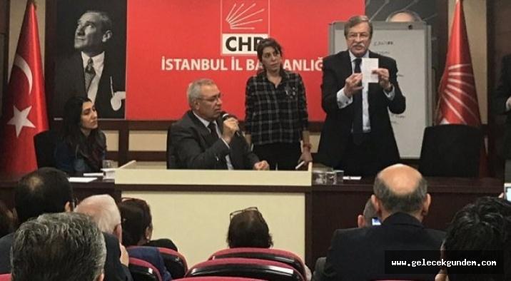 CHP İBB 'Grup Başkanvekili' seçimini yaptı,Ertuğrul Gülsever güven tazeledi