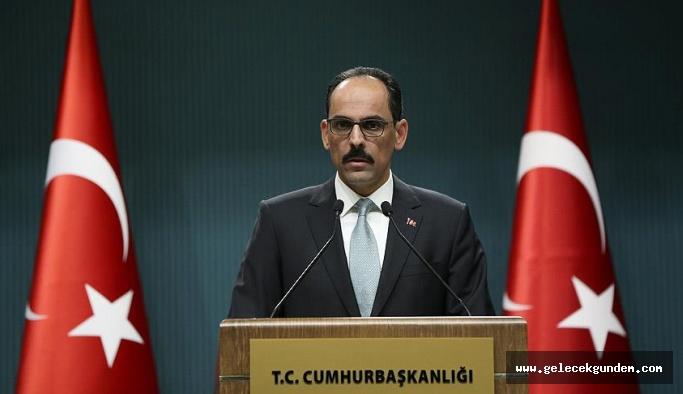 Cumhurbaşkanlığı Sözcüsü Kalın: Türkiye, Suriye'ye 630 milyon dolarlık yardım ulaştırdı
