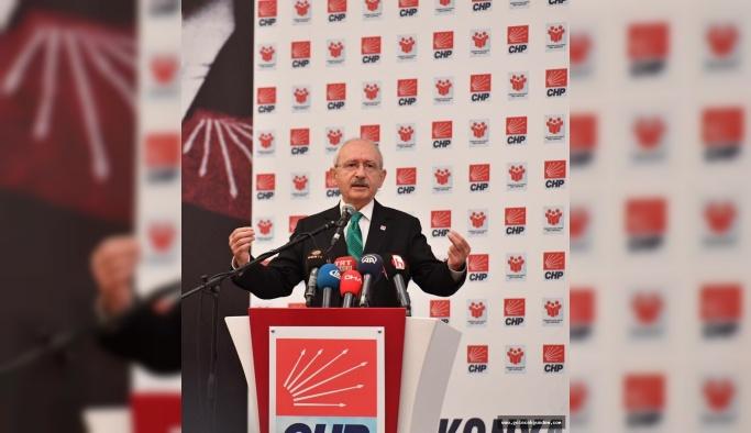Kılıçdaroğlu: Din iman edebiyatı yapıp viskiyle sohbet ediyorlar