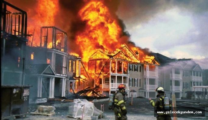 Ses ile yangın söndürme dönemi başlıyor