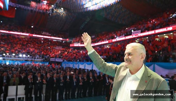 Başbakan Yıldırım: Cumhur İttifakı'yla yola çıkanlar alçaklara dersini verecek