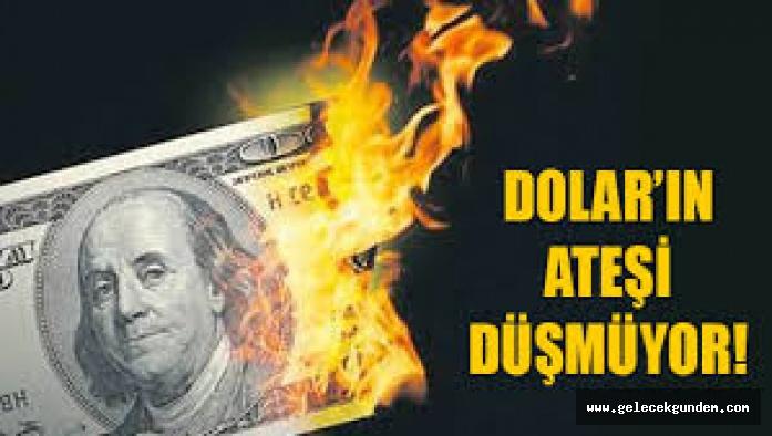 Dolar ve Euro'da rekor!AKP Hükümeti çaresiz