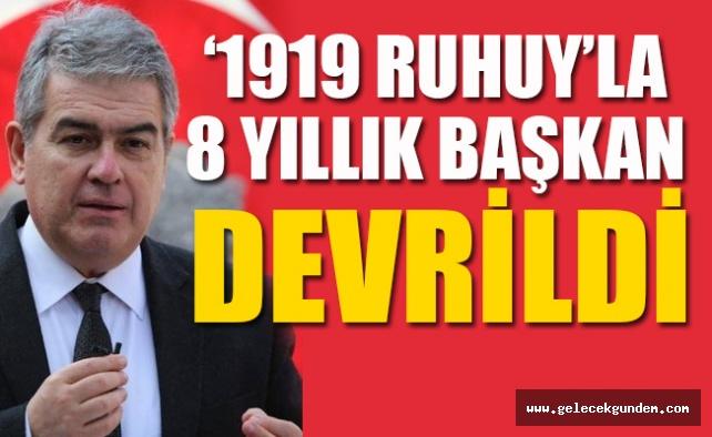 Atatürkçü Düşünce Derneği 'değişim' dedi... Süheyl Batum kazandı