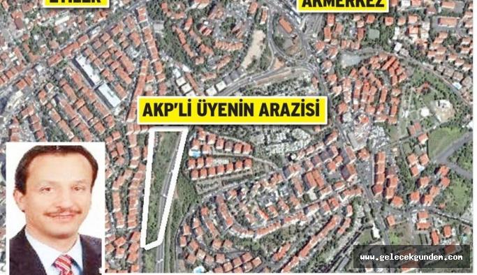 """BEŞİKTAŞ'IN CHP VE AKP'Lİ MECLİS ÜYELERİ RANTA """"EVET"""" DEDİ, HERKES YOLUNDA!"""