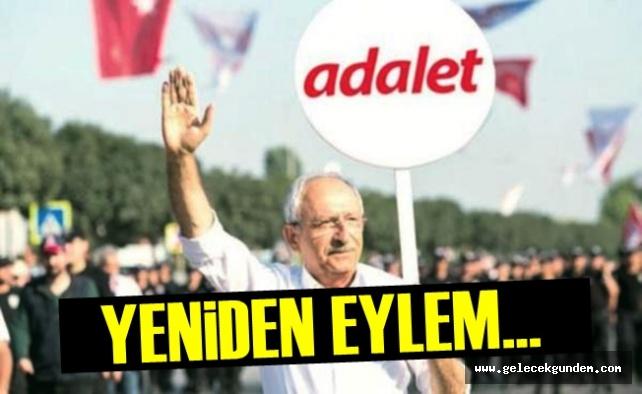 CHP'de Yeniden Eylem!