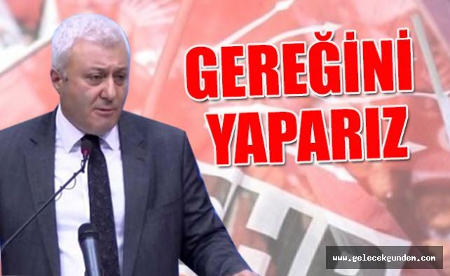 CHP'li Tuncay Özkan'dan kurultay açıklaması!