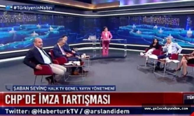 CHP'de 'gizli merkez' krizi: Canlı yayında kavga