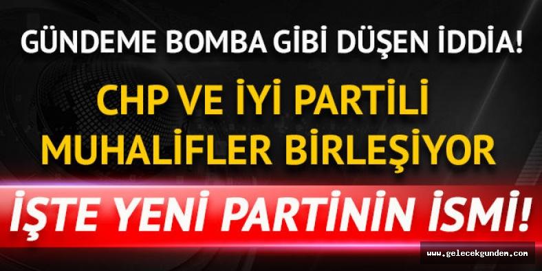 Yeni parti mi kuruluyor? CHP ve İYİ Parti'deki muhalifler birleşecek iddiası: Yeni Merkez Liberal Sol Parti