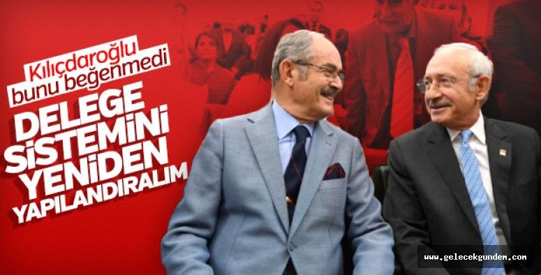 Yılmaz Büyükerşen'in Kılıçdaroğlu'nu kızdıracak önerisi