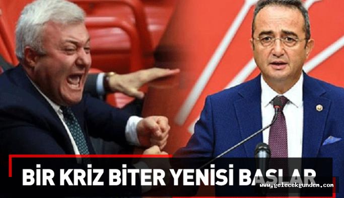 CHP GENEL MERKEZİ  KARIŞTI!!