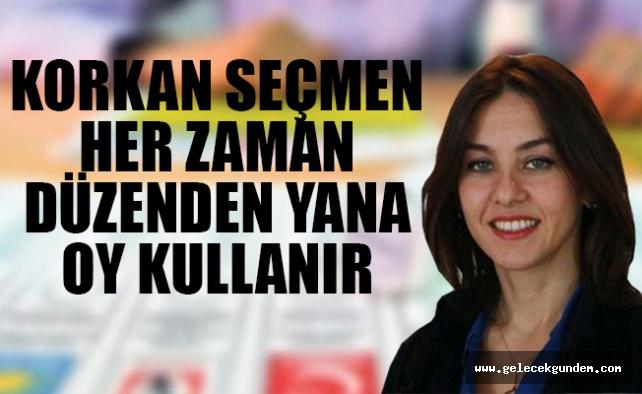 CHP'ye  'kızgın seçmen' uyarısı