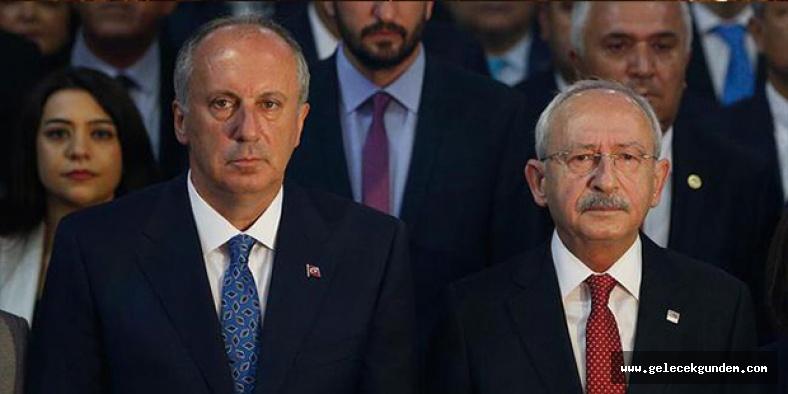 Kılıçdaroğlu: Muharrem İnce, genel başkanlığı bırakabildiğimi düşündüğüm biriydi ama...