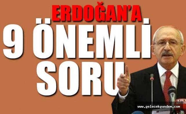 Kılıçdaroğlu'ndan Hazine ve Maliye Bakanlığı'na eleştiri: Bir numaradaki kişinin unvanı yok