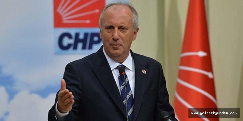 Muharrem İnce'den CHP Genel Merkezi'ne: Bir kez daha uyarıyorum!