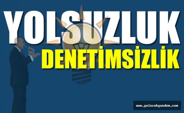 AKP'den yerel seçim raporu