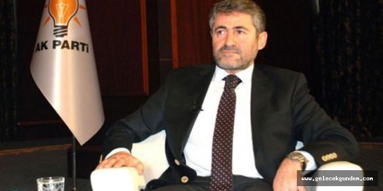 AKP 'NİN SEVİLEN İSMİ NUREDDİN NEBATİ BAKAN YARDIMCISI OLDU