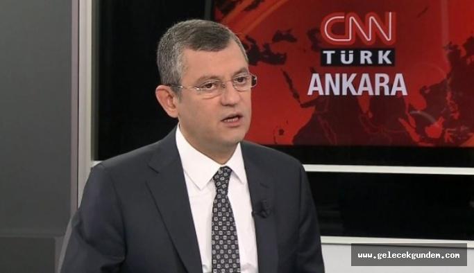 CHP'li Özel: İstanbul ve Ankara'yı alacağız