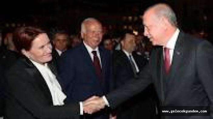 İYİ Parti'de Erdoğan gerginliği: 'Ne işimiz var?'