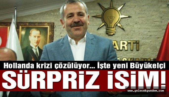 AKP'NİN  TARTIŞILAN İSMİNE ,KAFA KARIŞTIRAN BÜYÜKELÇİ ATAMASI