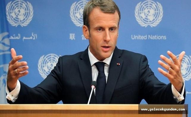 Macron, Ankara ile Suriye Kürtleri arasında arabuluculuğa soyunuyor