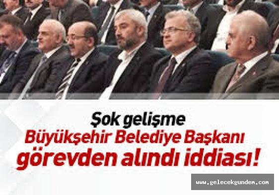 Son Dakika! AK Parti'li Ordu Büyükşehir Belediye Başkanı Enver Yılmaz Görevden Alındı