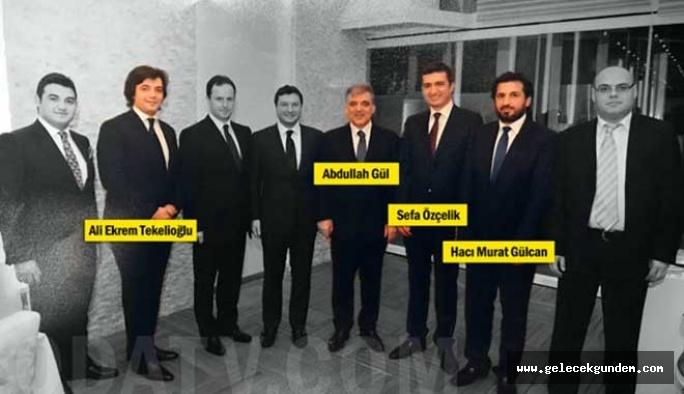 11. Cumhurbaşkanı Abdullah Gül'e naylon fatura suçlaması