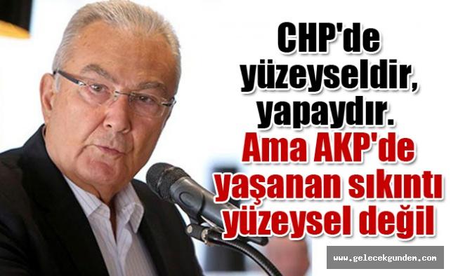 Baykal: CHP kendisine çeki düzen verirse çok güzel gelişmeler olur