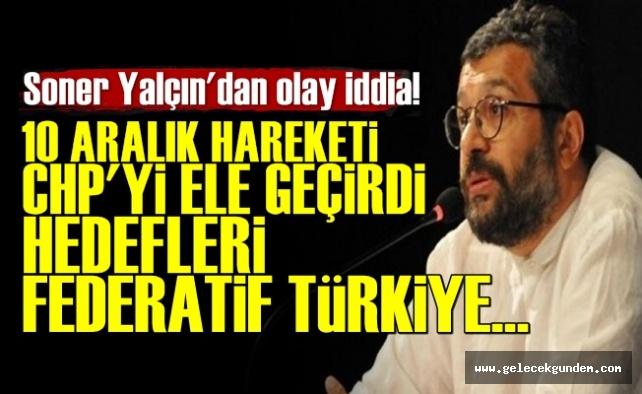 '10 Hazirancılar CHP'yi Ele Geçirdi'