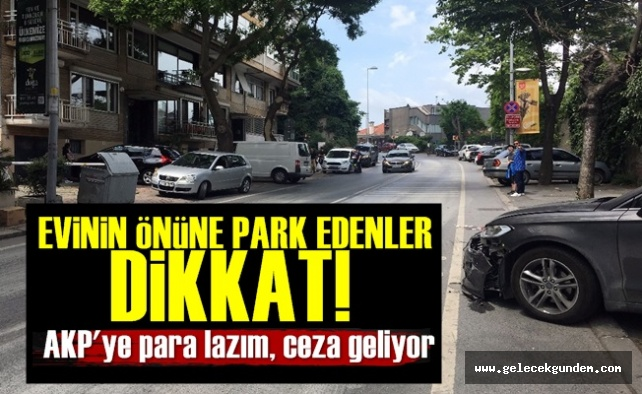 AKP bunu'da yaptı ! Artık Evinin Önü Bile Yasak Sana Vatandaş!