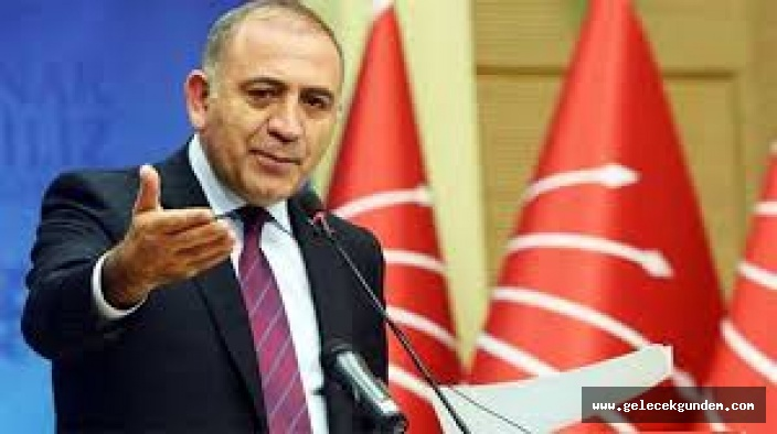 CHP'Lİ GÜRSEL TEKİN'İN ŞARTLARI VAR !