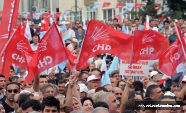 CHP'de, iki ilçede aday başvurusu yok!