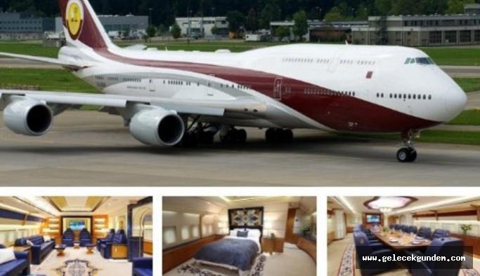 Cumhurbaşkanlığı'na 'Katar uçağı' ile ilgili 14 soru ve cevabı