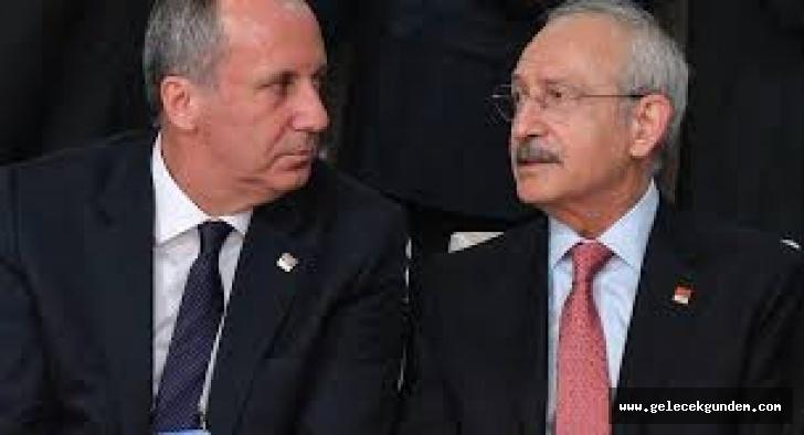 Kılıçdaroğlu ile görüşen İnce adaylık şartını açıkladı!