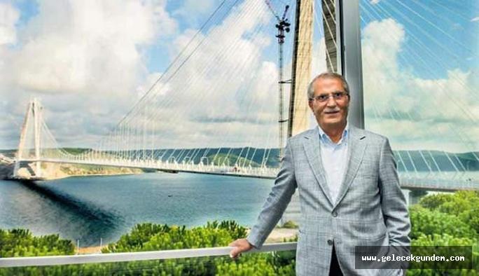Vatandaş geçmediği Yavuz Sultan Selim Köprüsü'ne 1.7 milyar TL ödedi