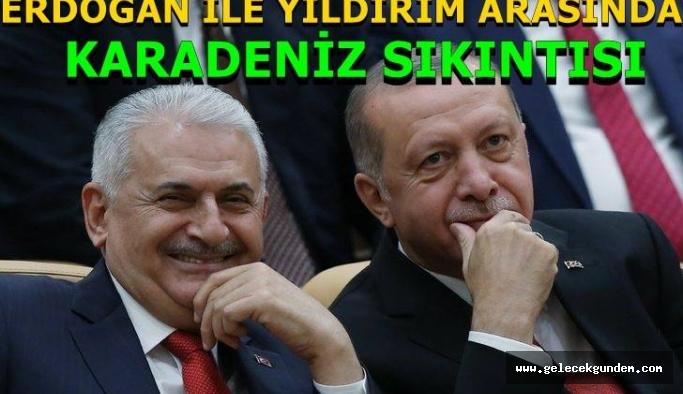 AKP 'DE KARADENİZ SIKINTISI !