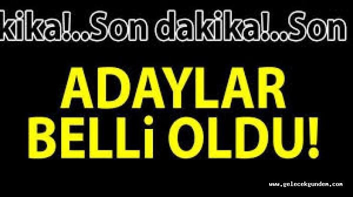AKP İSTANBUL İLÇE BELEDİYE BAŞKAN ADAYLARI BELLİ OLDU!