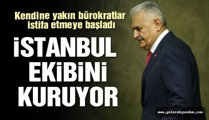 Yıldırım İstanbul ekibini kuruyor! İstifalar başladı bile…