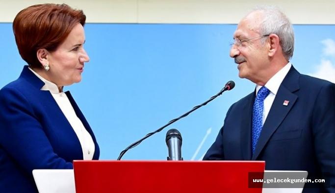 CHP'den İstanbul'da İyi Parti '10 ilçeyi' istiyor!